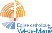 Logo catholique en val-de-Marne