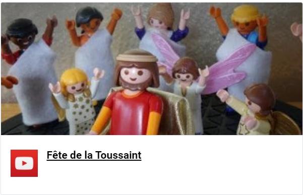 TOUSSAINTS- KT -Caté